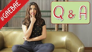 Q & A | Answering your Questions | Gaelyn Mendonca