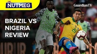 Brazil vs Nigeria review: Aribo and Osimhen impress as Super Eagles hold Brazil
