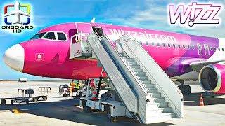 TRIP REPORT | WIZZAIR | +3.600 km on A320! ツ | Tenerife to Vienna