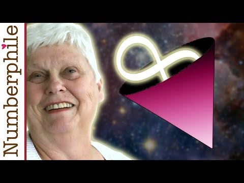The Infinitesimal Monad - Numberphile