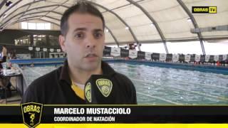 Campeonato Intercolegial de Natación - Instituto Obras (11-07-2016)