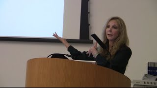 """Rebecca Goldstein, """"Why Did the Greeks Invent Philosophy?"""" @ BKPP 2/17/16"""