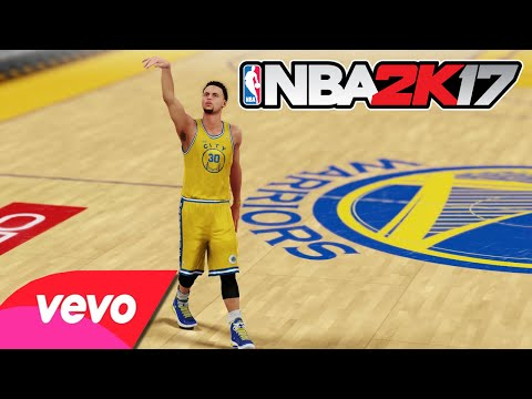 "NBA 2K17 SONG - ""My Way"" Calvin Harris (Parody Music Lyric Video)"