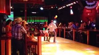 country dancing - Midnight rodeo dallas 7/7/16