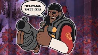 TF2: Wanna main Demoman?
