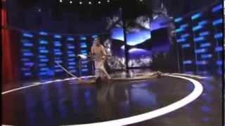 Женщина ошеломила зал на шоу талантов!!!(Ещё одно видео про балансировку. На сколько мне известно, номер принадлежит цирку Дю Солей, который стал..., 2013-12-01T09:02:42.000Z)