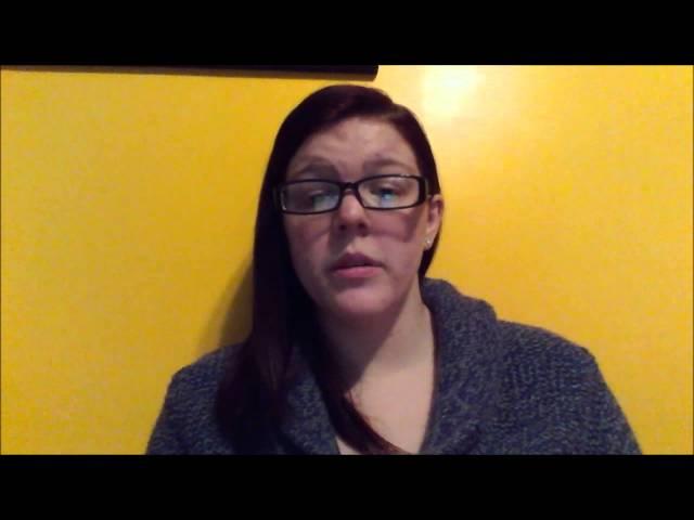 Oral Presentation BTST321 JReed