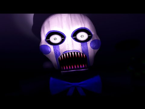WHO IS THE PUPPET?! | Five Nights at Candy's 3 - Part 5