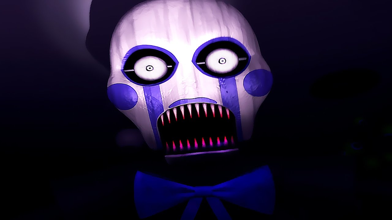 WHO IS THE PUPPET?!   Five Nights at Candy's 3 - Part 5 ...