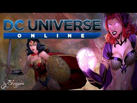 DCUO- Iceberg Lounge + ALL FEAT