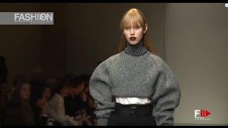 AQUILANO RIMONDI VR 360 Camera 2 Fall Winter 2017 18 Milano Fashion Week   Fashion Channel