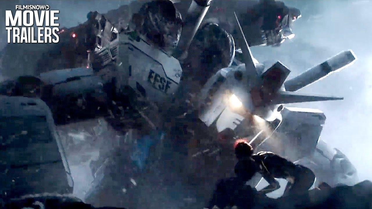 "Download READY PLAYER ONE ""Mechagodzilla vs Gundam"" Clip (2018) Sci-Fi Action Movie"