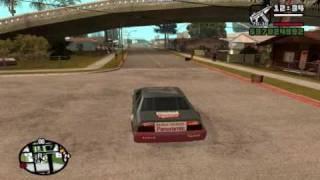 GTA San Andreas PC Cheats