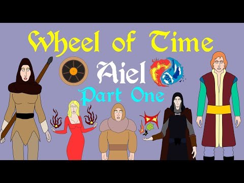 Wheel Of Time: Aiel (Part 1 Of 2 - Book Spoilers)