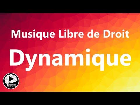 Musique libre de droit dynamique pour montage vidéo YouTube