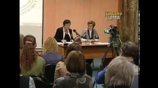 Открытая лекция Е.Ю. Гениевой  «Библиотека в эпоху после Гутенберга»  13.03.2013