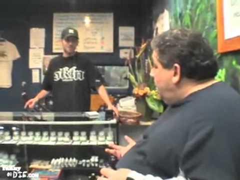 0001 Manuel Noriega's Medical Marijuana and Cigar Shop from Damon Zwicker.flv