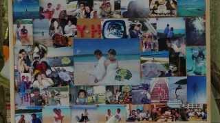 NMP「4分でわかるAragusuku beach wedding」