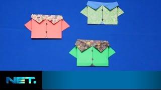 Waktunya Kido - Origami Baju