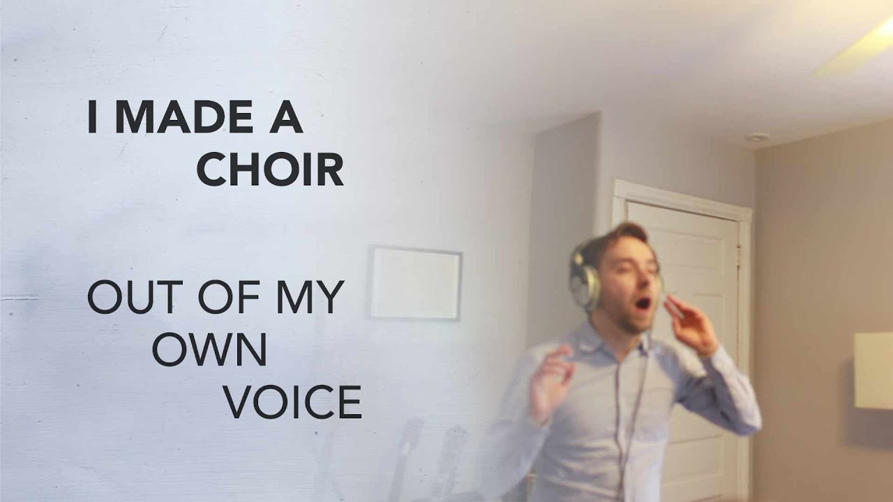 I made a choir out of my own voice + FREE Kontakt & SFZ sample library