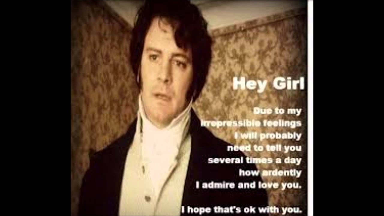 Oh Mr. Darcy - The Dou...