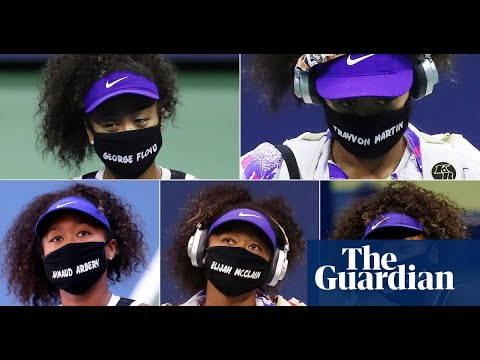 Naomi Osaka: The Black victims of police brutality the tennis star is ...