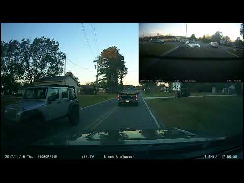 Drunk Driver Pulled over