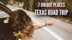 7 Unique Places to Visit on Your Texas Road Trip