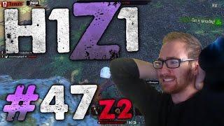 BRAND NEW UPDATE | H1Z1 Z2 Battle Royale #47