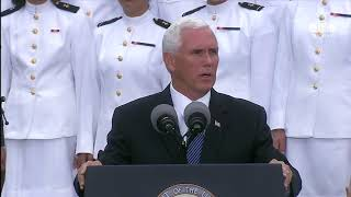 Vice President Pence Participates in the September 11th Pentagon Observance Ceremony