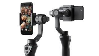 Стабилизатор DJI второго поколения для iPhone теперь за $130