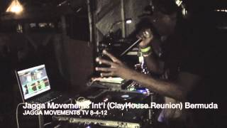 "VIDEO BLOG #9 (BERMUDA) JAGGA MOVEMENTS INT""L + BABYFACE + OGS GENESIS OFFICIAL CLAYHOUSE REUNION"