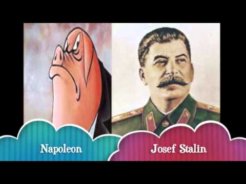 napoleon compared to joseph stalin essay Napoleon, the autocratic leader of animal farm, eventually changes the name of the farm back to manor farm stalin, on the other hand, maintained the name of the socialist republic.