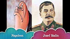 joseph stalin napoleon animal farm comparism Animal farm- mirae kim search this site home comparison of napoleon and joseph stalin journal entry photographs who i represent in history sitemap who i.