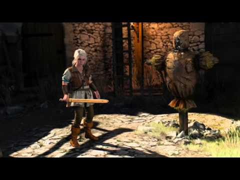 The Witcher 3 на Nvidia Geforce Gt 640(Low settings)