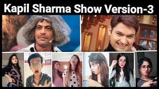The Kapil Sharma Show Version-3 || Doctor Mashoor Gulati Musically Punch