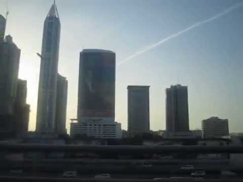 Dubai Metro (Pro Langelį)