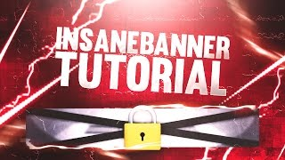 How To Make A Clean Gaming Youtube Banner In Photoshop (CC/CS6)