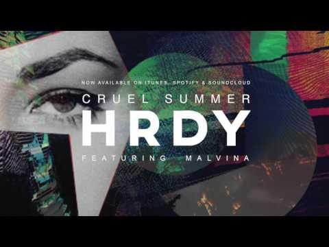 HRDY - Cruel Summer (feat. Malvina)