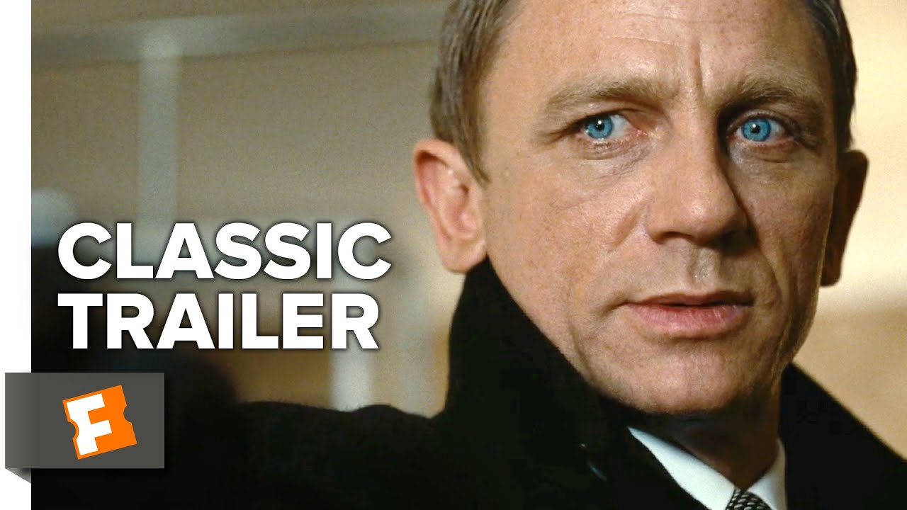 Quantum Of Solace 2008 Official Trailer 2 Daniel Craig
