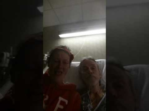 Sonny & Judy West voting 2016 election from hospital room.  MUST WATCH!!
