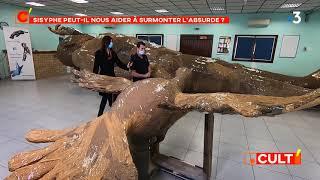 Roquebrune-sur-Argens (83) : un sculpteur donne naissance à une statue de 13 mètres de haut