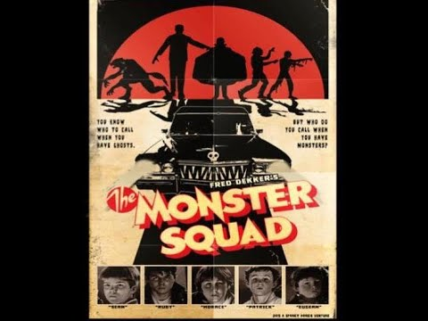 Cinema Cool: The Monster Squad Tribute