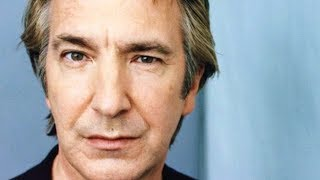 What's Come Out About Alan Rickman Since He Died