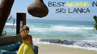 BEST AIRBNB IN SRI LANKA // Beautiful Dalawella Beach