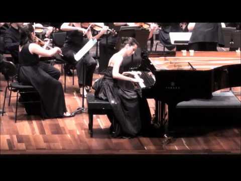 Beethoven Piano Concerto No. 4 in G Major, op. 58 (Excerpt 1st movement)