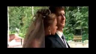 Свадебная  прогулка  Натальи и Юрия.