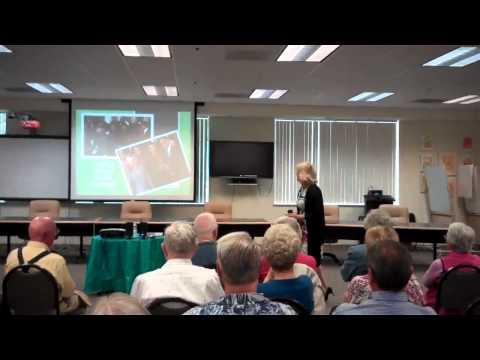 National Teacher of the Year Presentation 5-15-13