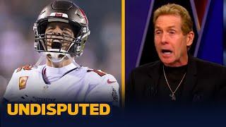 Tom Brady battles thumb injury to lead a Bucs' win vs. Eagles - Skip & Shannon I NFL I UNDISPUTED