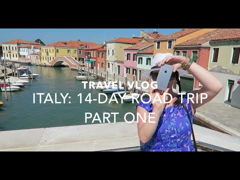 italy-road-trip-vlog:-part-one---venice-to-rome